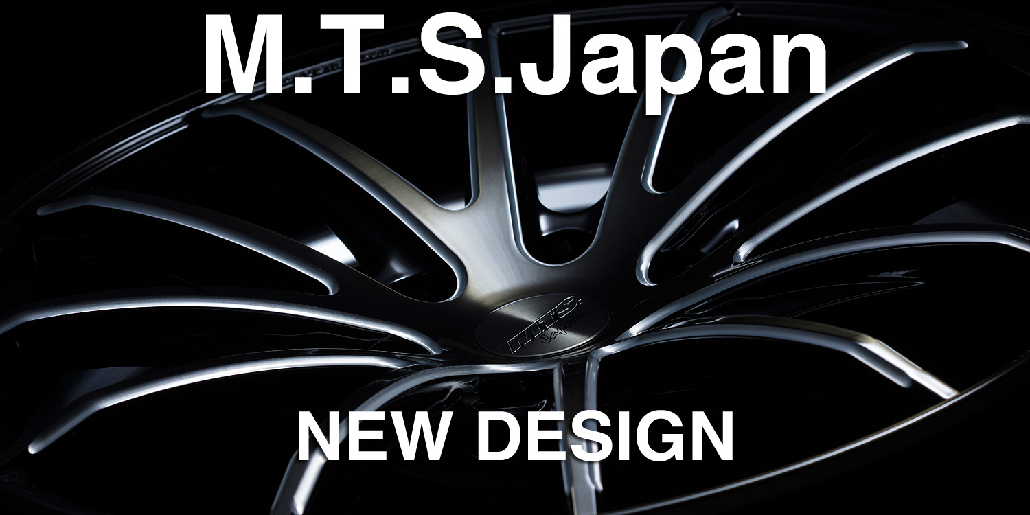 M.T.S.Japan SSL6 LMS edition ホイール